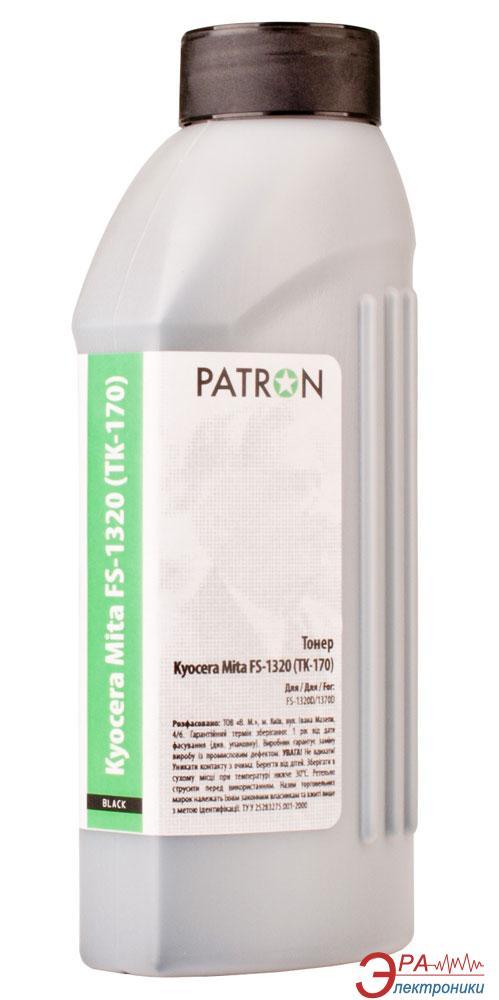 Тонер cовместимый Patron Kyocera Mita TK-170 (FS-1320) (T-PN-KFS1320-240) 240 г.