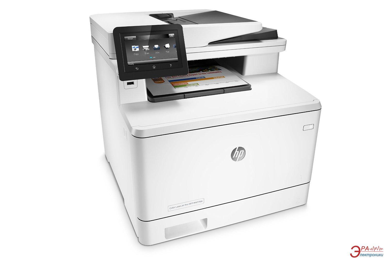 МФУ A4 HP Color LJ Pro M477fdn (CF378A)