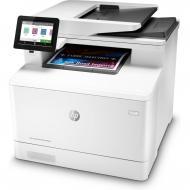 МФУ A4 HP Color LJ Pro M479fdw Wi-Fi (W1A80A)