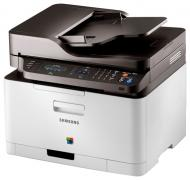 ��� A4 Samsung CLX-3305