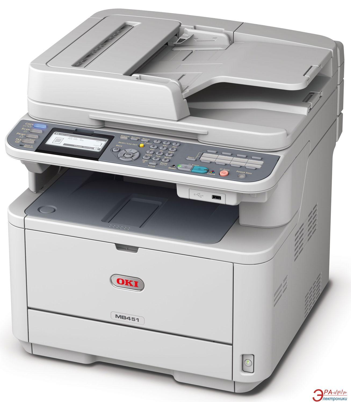 МФУ A4 OKI MB451 (44871134)