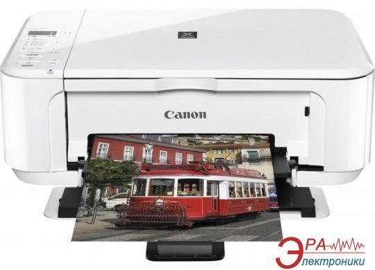 МФУ A4 Canon PIXMA MG3140 с WI-FI White (5289B052)