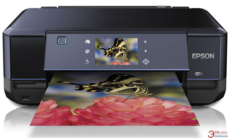 МФУ A4 Epson Expression Premium XP-710 (C11CD30302)