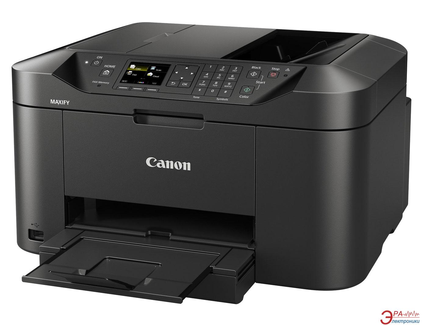МФУ A4 Canon MAXIFY MB2040 (9538B007)