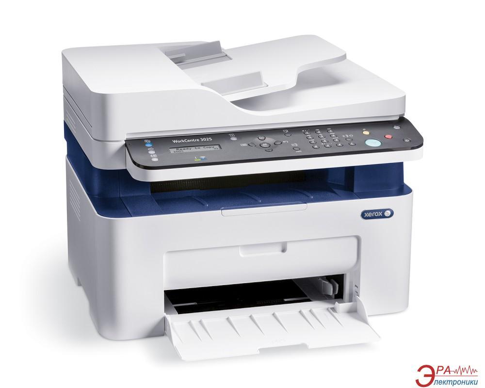 МФУ A4 Xerox WorkCentre 3025NI (Wi-Fi) (3025V_NI)