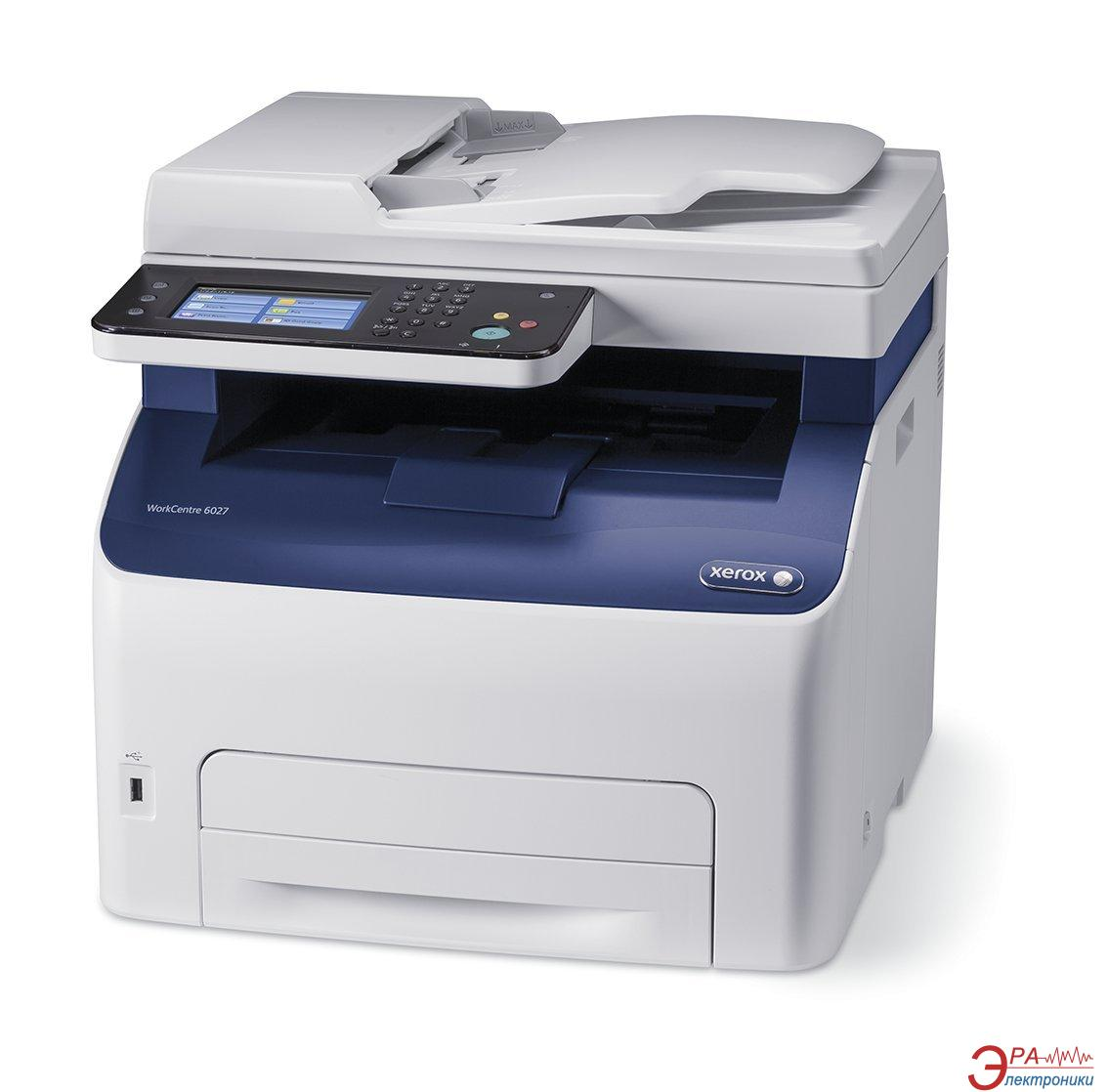 МФУ A4 Xerox WorkCentre 6027NI (6027V_NI)