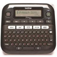 Принтер для печати наклеек Brother P-Touch PT-D210 (PTD210R1)