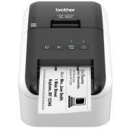 Принтер для печати наклеек Brother QL-800 (QL800R1)