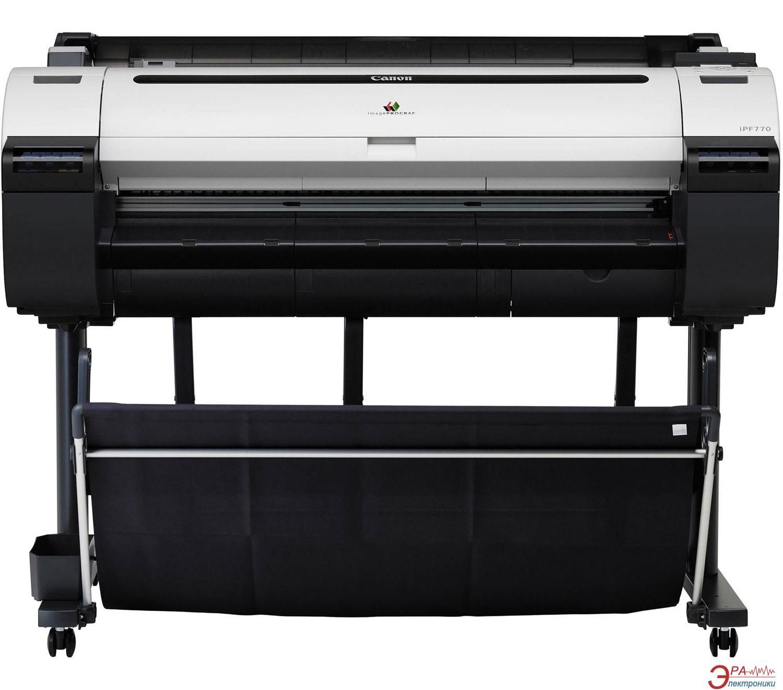 Широкоформатный принтер A0 Canon imagePROGRAF iPF770 (9856B003)