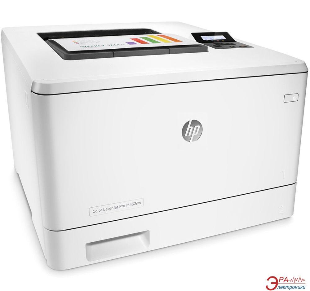 Принтер A4 HP Color LJ Pro M452nw Wi-Fi (CF388A)