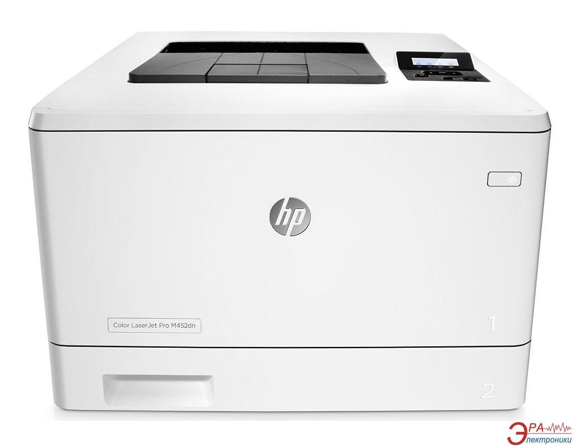 Принтер A4 HP Color LJ Pro M452dn (CF389A)