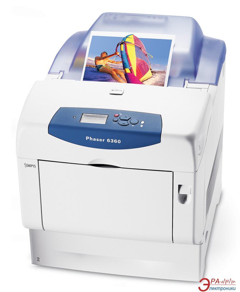 Принтер A4 Xerox Phaser 6360DN (6360V_DN)