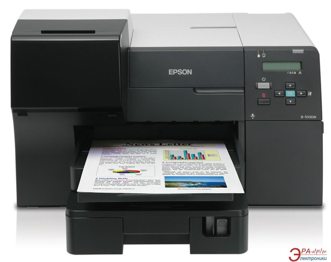Принтер A4 Epson B-510DN (C11CA67301)