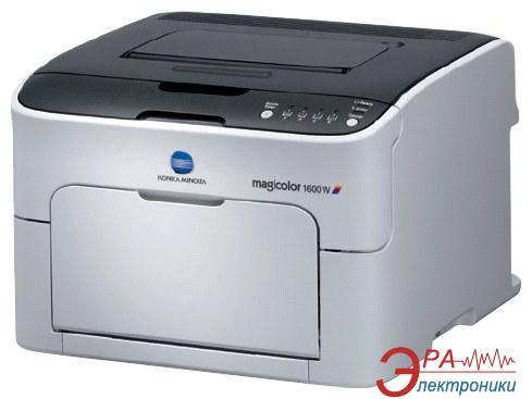 Принтер A4 Konica Magicolor 1600W