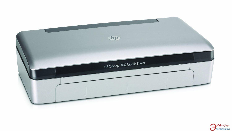 Принтер A4 HP mobile OfficeJet 100 с BT (CN551A)