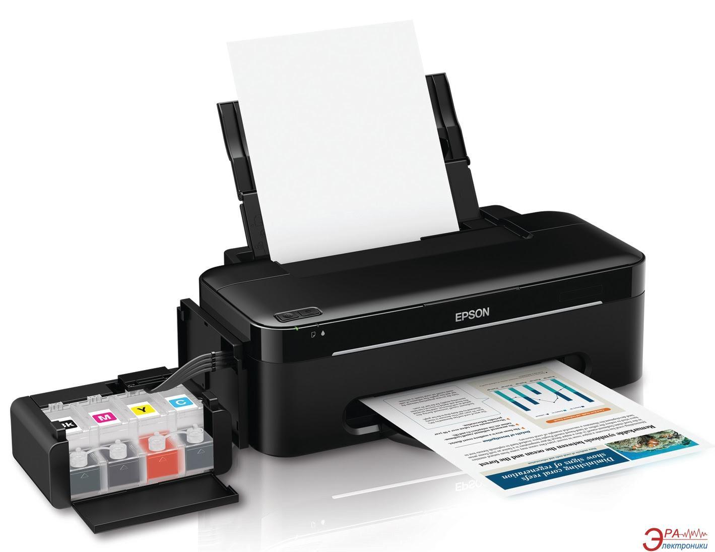 Принтер A4 Epson L100 (C11CB43301)