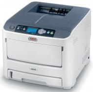 Принтер A4 OKI C610N (44205303)