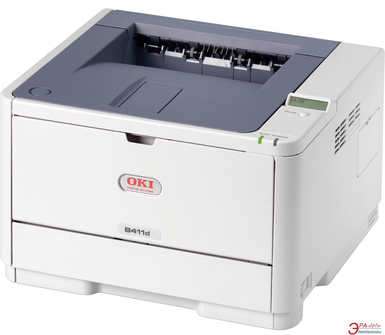 Принтер A4 OKI B411D (44556005)