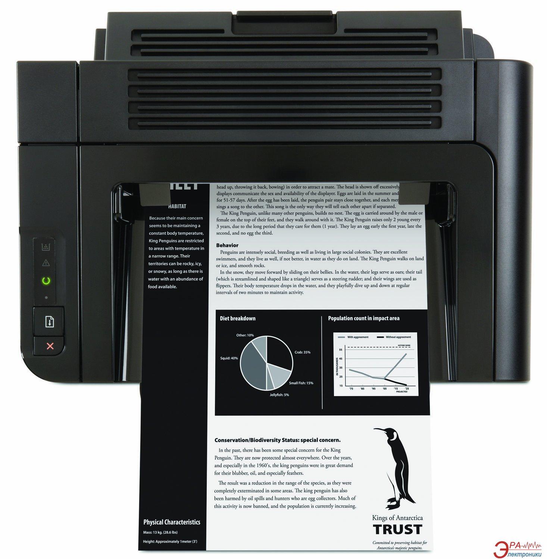 Принтер A4 HP LaserJet Pro P1606dn (CE749A)