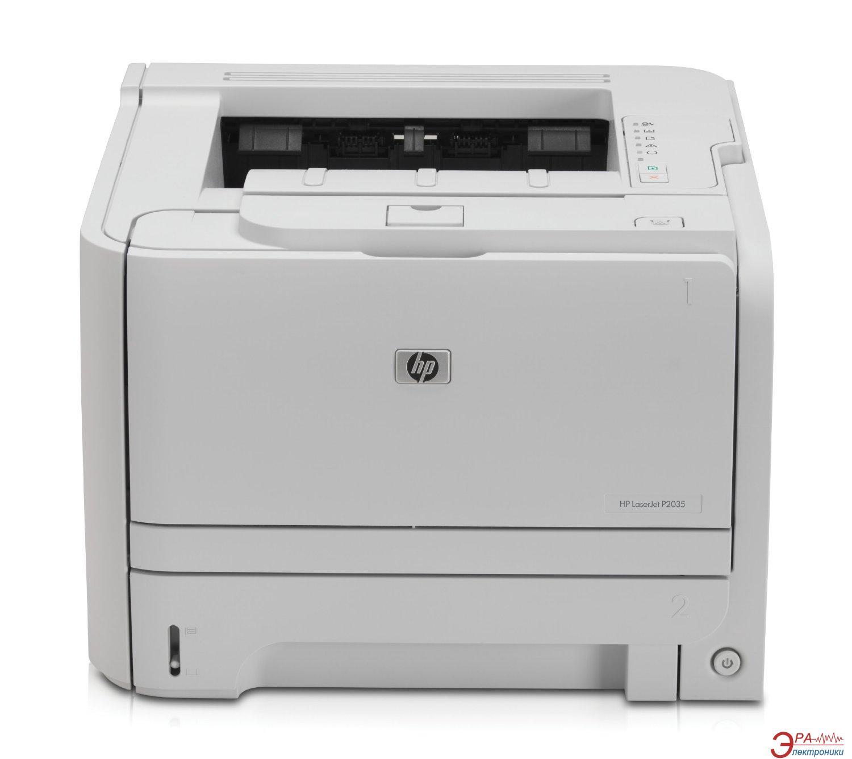 Принтер A4 HP LaserJet P2035 (CE461A)