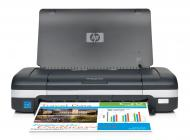 Принтер A4 HP mobile OfficeJet H470b (CB027A)