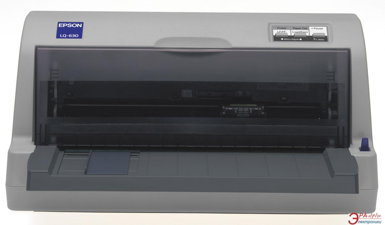 Принтер A4 Epson LQ-630 (C11C480019)