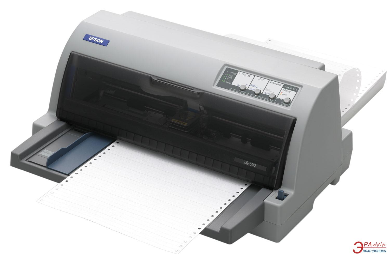 Принтер A4 Epson LQ-690 (C11CA13041)