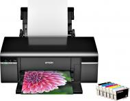 Принтер A4 Epson Stylus Photo T50 (C11CA45321)