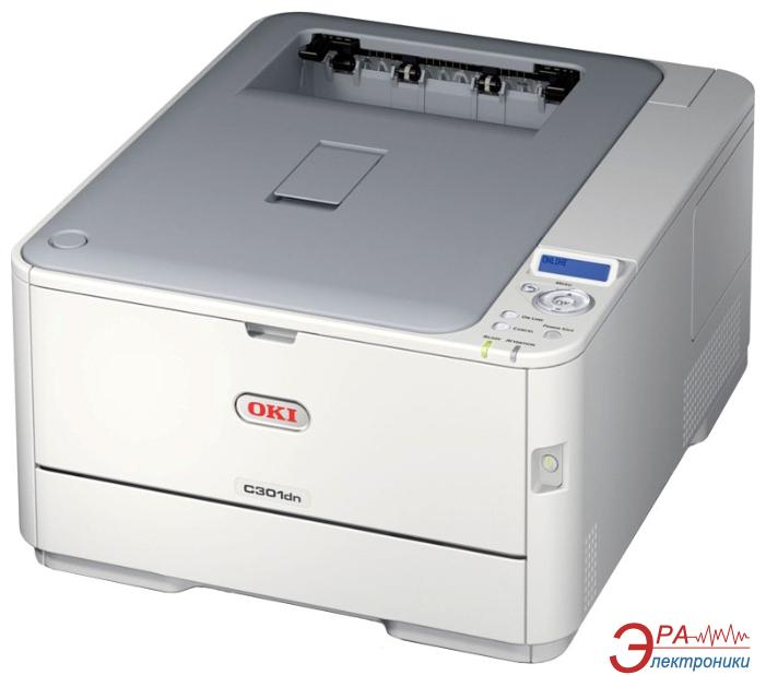 Принтер A4 OKI C301DN (44951524)
