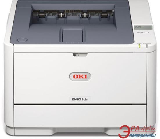 Принтер A4 OKI B401DN-Euro (44983655)