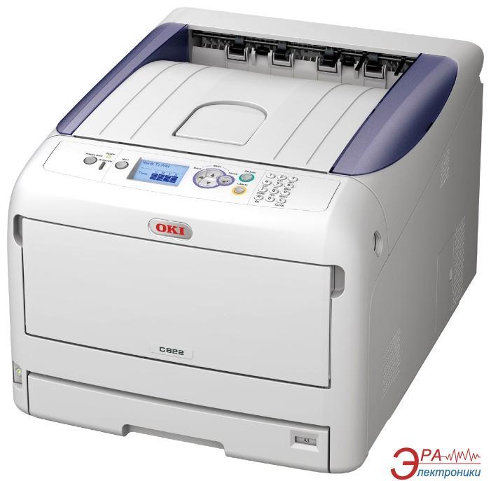 Принтер A3 OKI C822N (44705914)