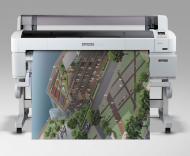 Широкоформатный принтер A0 Epson SC-T5000 (C11CC16001A0)