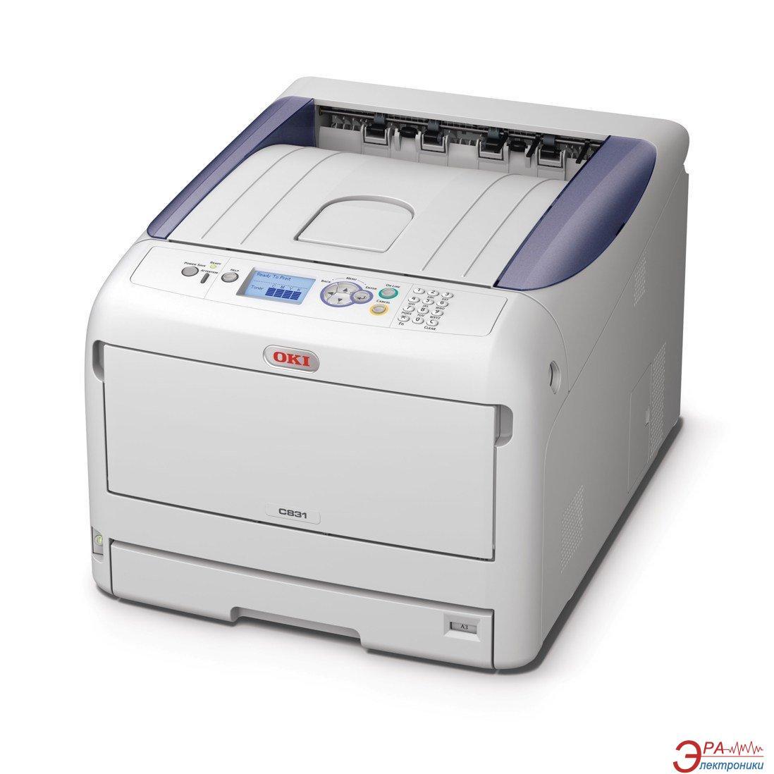 Принтер A3 OKI C831N (44705904)