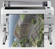 Широкоформатный принтер A0 Epson SureColor SC-T5000 POS 36 (C11CC16001CS)