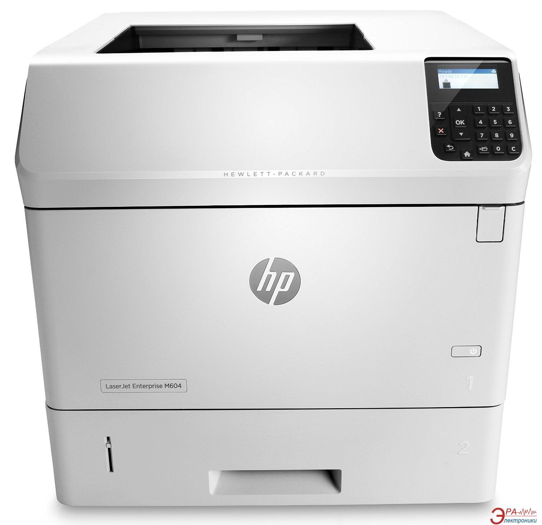 Принтер A4 HP LaserJet Enterprise M604n (E6B67A)