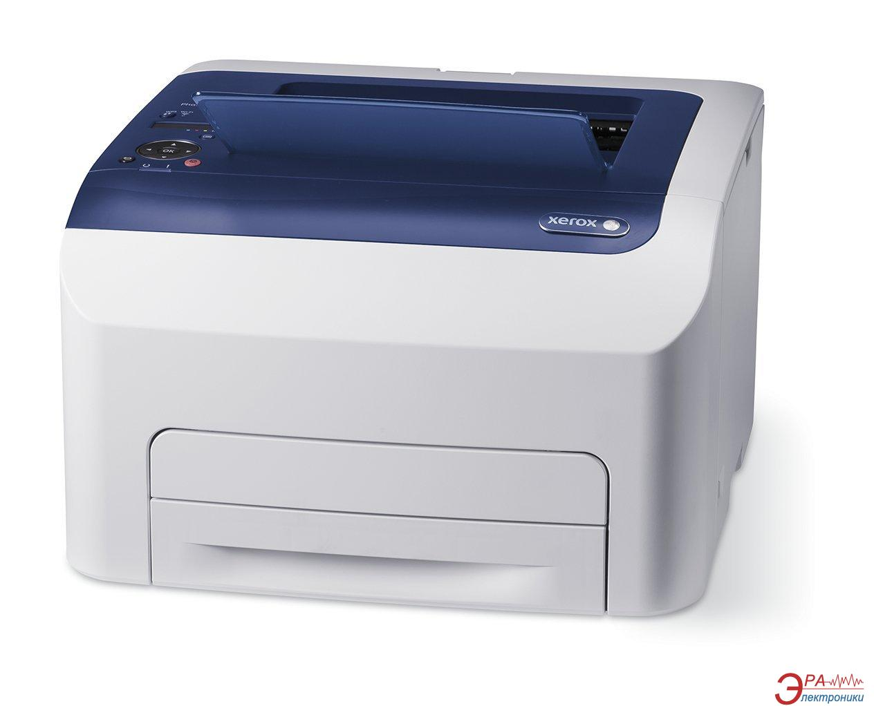 Принтер A4 Xerox Phaser 6022NI (Wi-Fi) (6022V_NI)