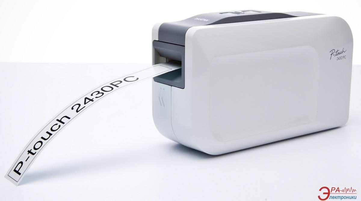 Принтер для печати наклеек Brother P-Touch PT-2430PCR (PT2430PC)