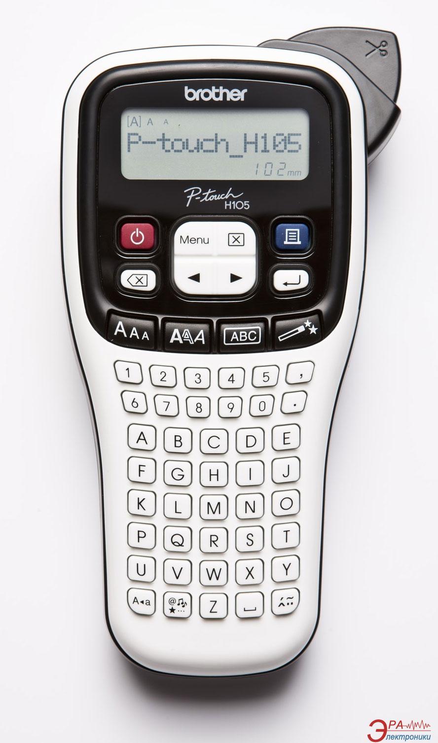 Принтер для печати наклеек Brother P-Touch PT-H105 (PTH105R1)