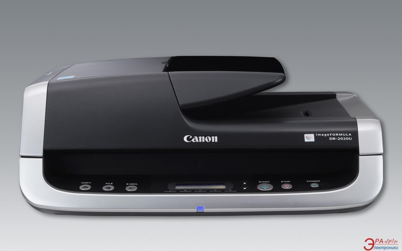 Сканер А4 Canon DR-2020U (3923B003AB)