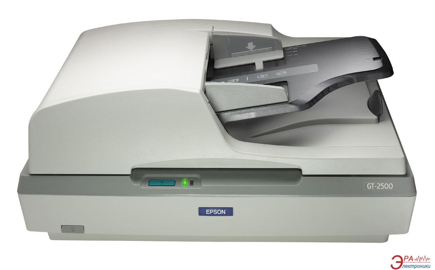 Сканер А4 Epson GT-2500N (B11B181021BT)
