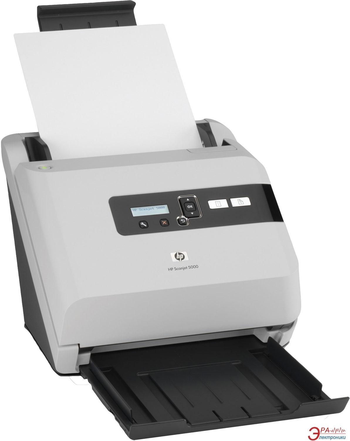 Сканер А4 Epson 5000 Sheetfeed (L2715A)