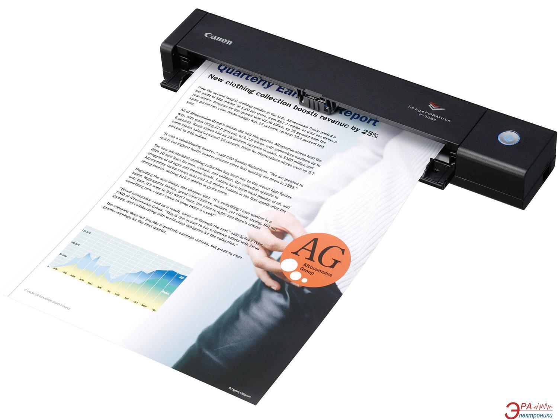 Сканер А4 Canon P-208II (9704B003)