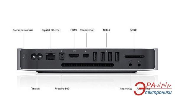 Персональный компьютер Apple A1347 Mac mini (MD387UA/A)