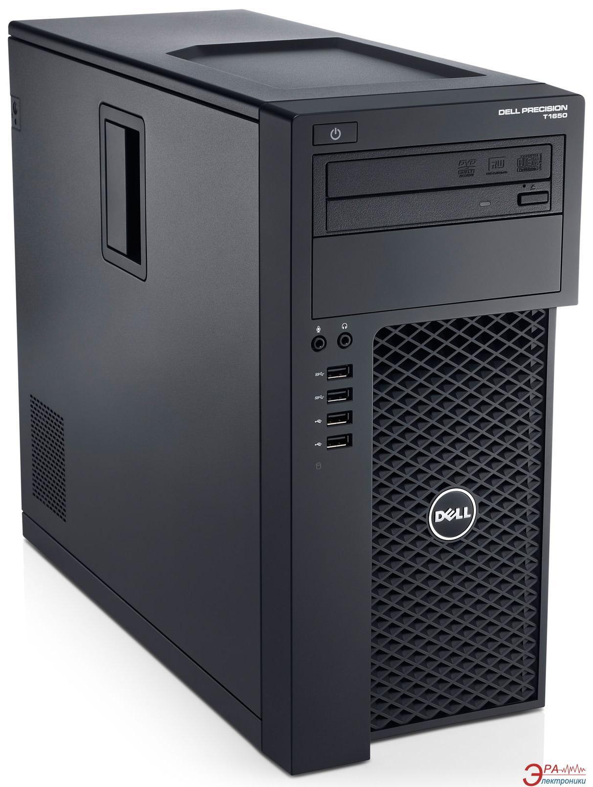 Персональный компьютер Dell Precision T1650 (210-T1650-St1)