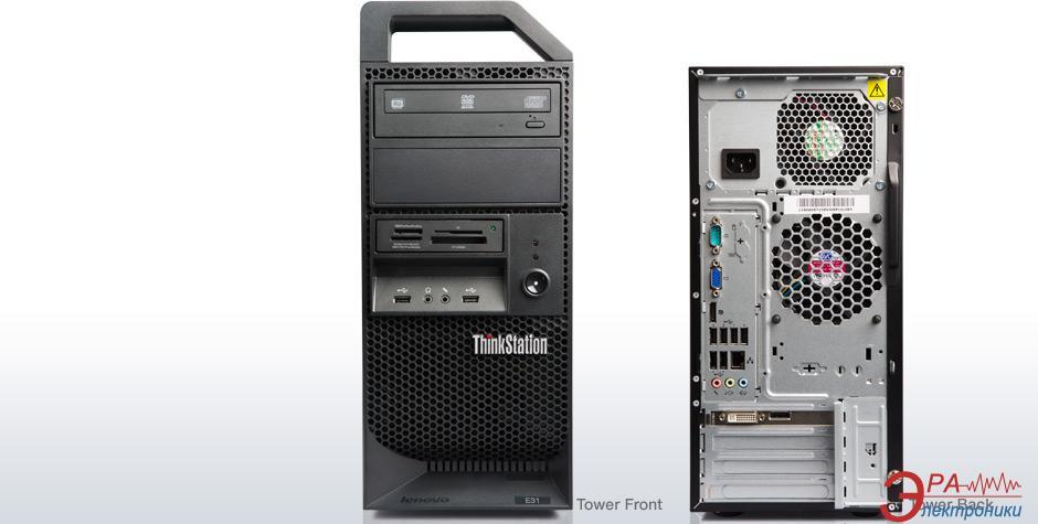 Персональный компьютер Lenovo ThinkStation E31 (SX212RU)
