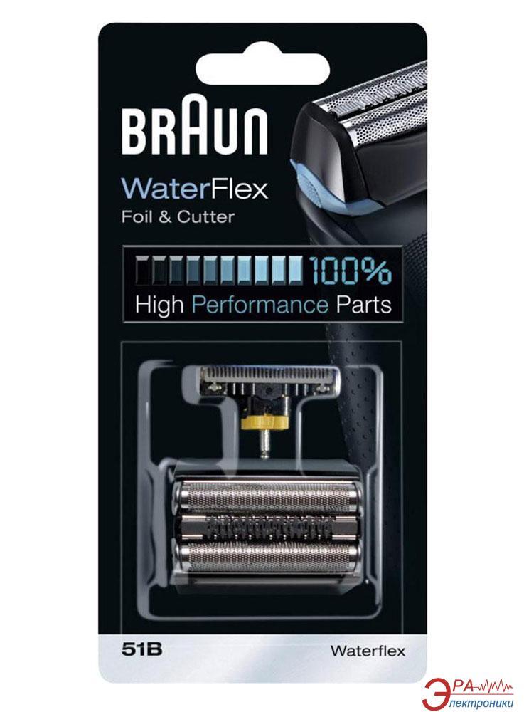 Бритвенный блок + сетка Braun Series 5 51B
