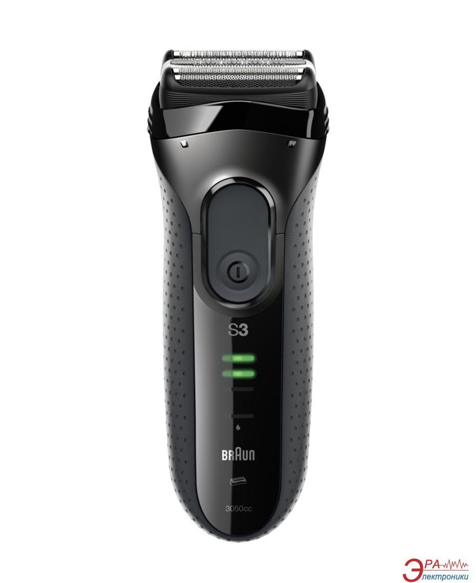 Электробритва Braun Series 3 3050cc Black