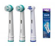 Сменные насадки для зубной электрощетки Braun ORAL-B Ortho Essentials (3 шт)
