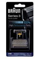 Бритвенный блок + сетка Braun Series 3 31B
