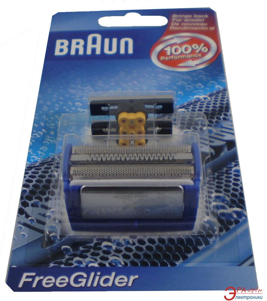 Бритвенный блок + сетка Braun FreeGlider